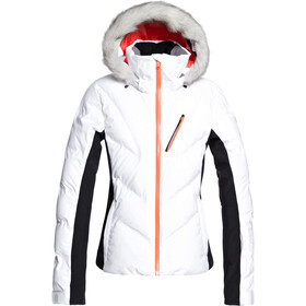 Roxy Snowstorm Veste Femme, bright white
